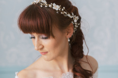 White Designs Bridal Accessories | Hannah Elizabeth Bridal