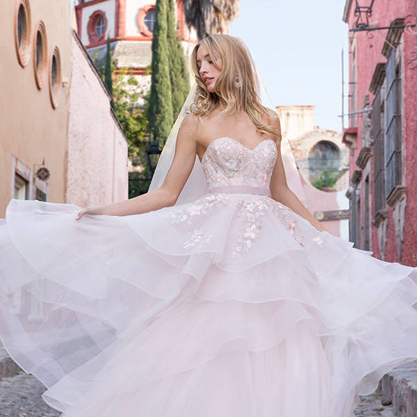 Shopping for wedding dresses? Mum's not the word. Click to read our must-have advice when planning the perfect look for your big day.
