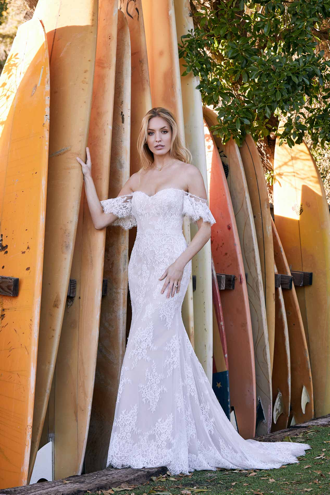 Our bridal boutique offers a wide range of bespoke and luxourious bridal dresses for every bride. Click to shop now for your perfect dress.