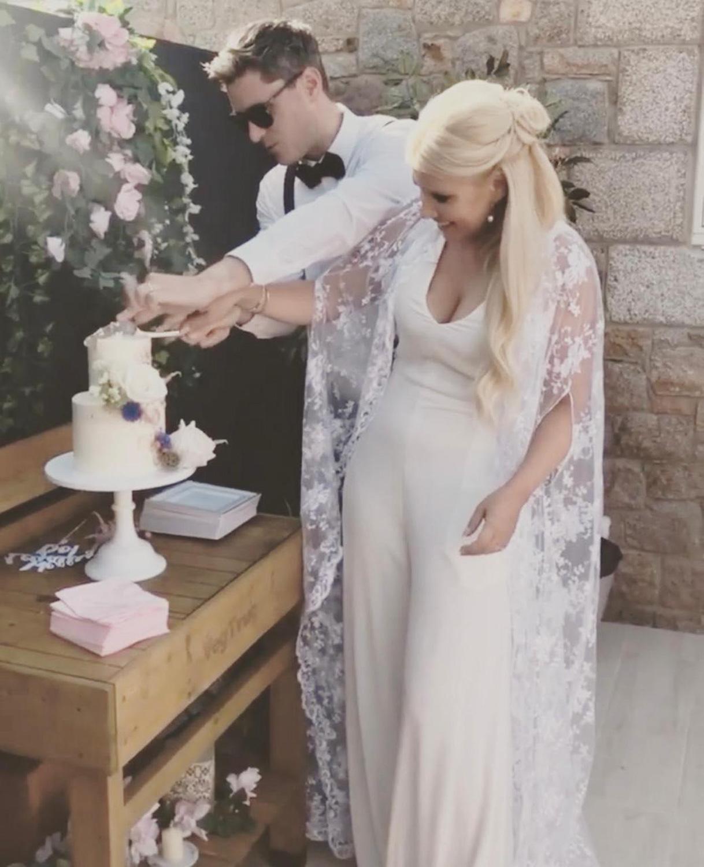 Watters Wtoo, Cabinet of Wonders wedding dress at Hannah Elizabeth Bridal