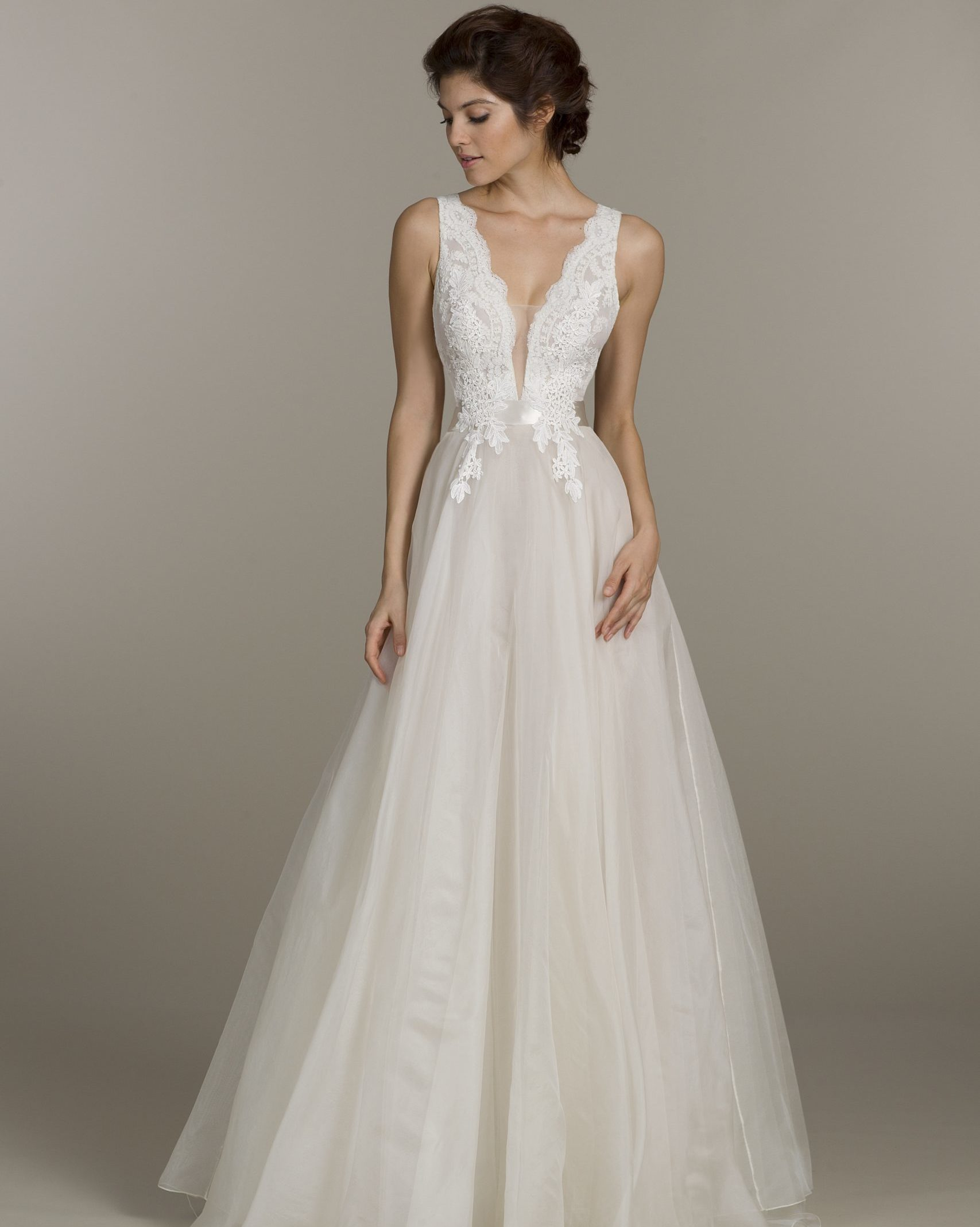 Introducing our wedding dress designer outlet of Sale dresses at Hannah Elizabeth. Click to view all available wedding gowns here.