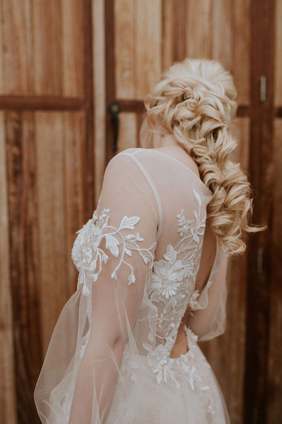 Wedding dress details we would love you to consider when selecting your gown, Nostalgia by Amber He