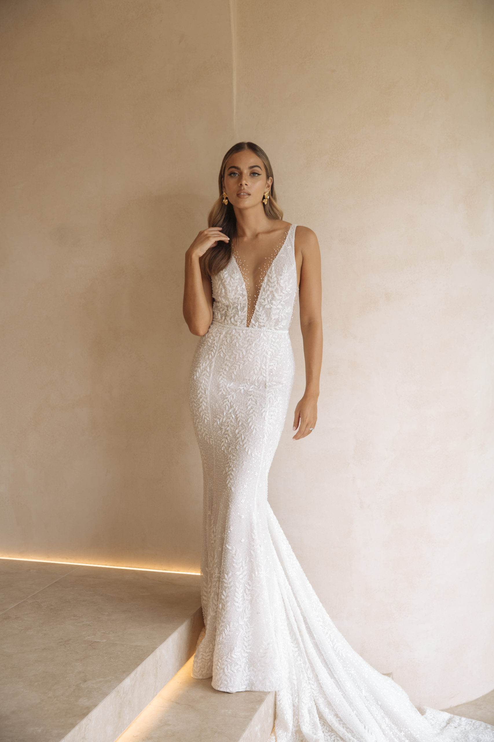 Willow | Jane Hill Collection Muse SS21 | Hannah Elizabeth Bridal Hampshire