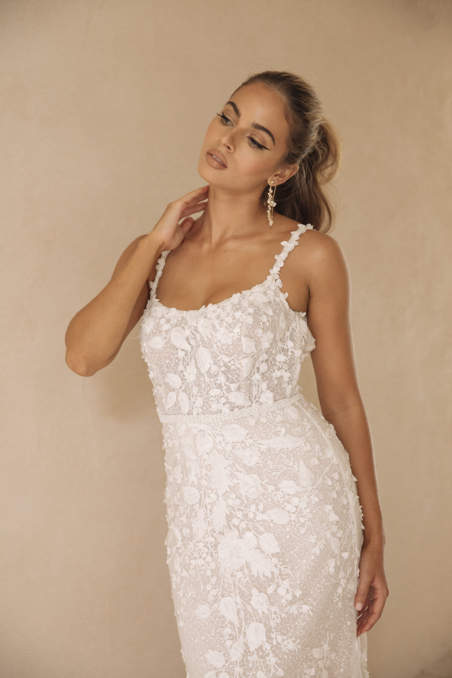 Clover | Jane Hill Collection Muse SS21 | Hannah Elizabeth Bridal Hampshire