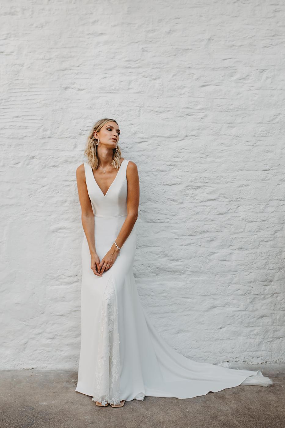 Love Story Bride, Emmy   Hannah Elizabeth Bridal, Hampshire