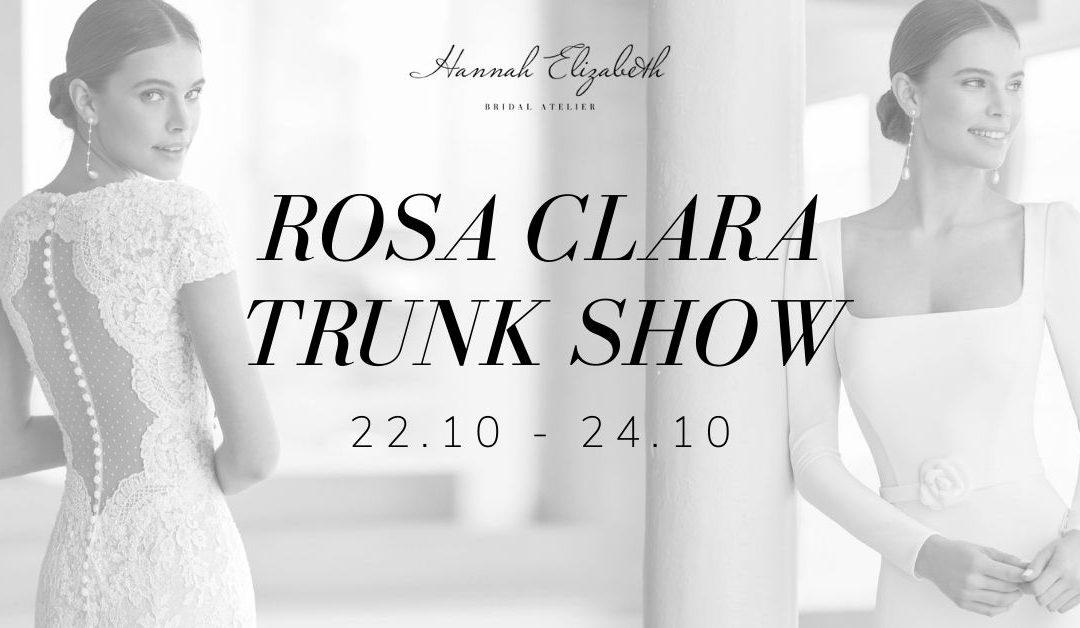 Rosa Clara Trunk Show 2021