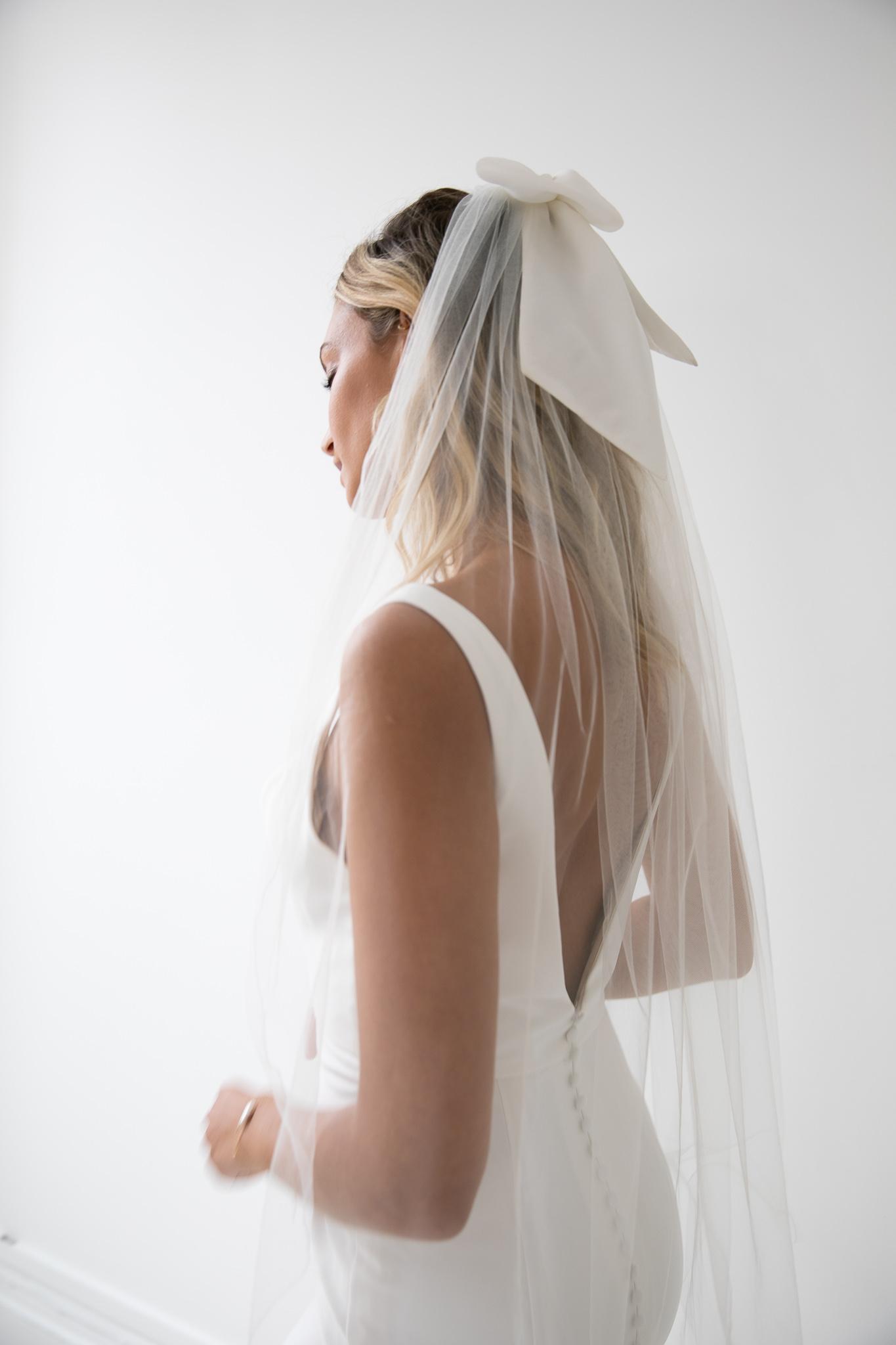 Love Story Bride - Tori Bow   Hannah Elizabeth Bridal